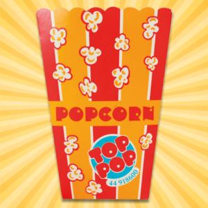 Snacks & Popcorn