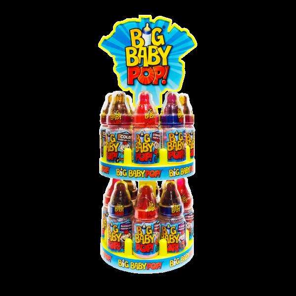 Bazooka big baby pop karussel