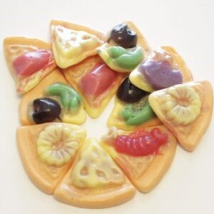 pizza slices slik