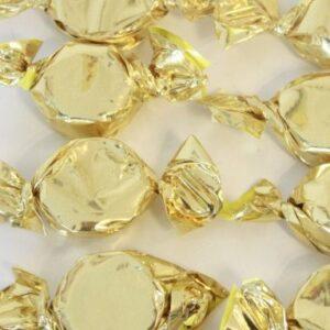 guldkarameller løsvægt slik